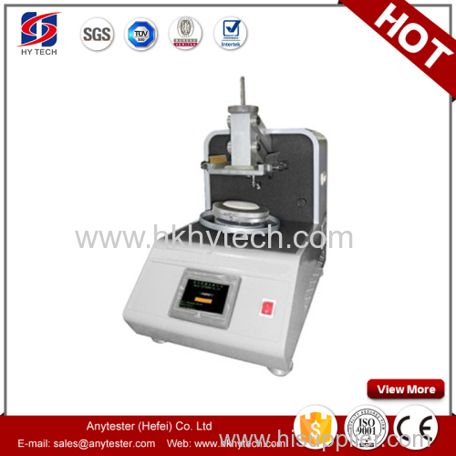 DIN 53863 Rotary Abrasion Tester