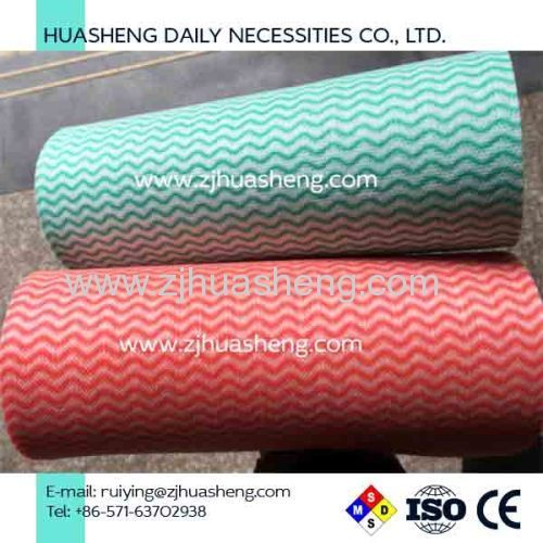 Non-woven Clean Cloth household cleaning products kitchen wipes