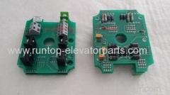 OTIS Elevator parts brake coil PCB HXDJ for brake