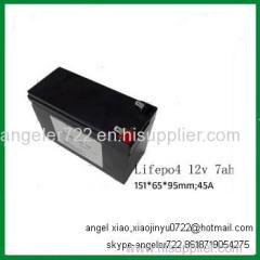 replace SLA battery 12v 20hr 7AH battery lifepo4 battery