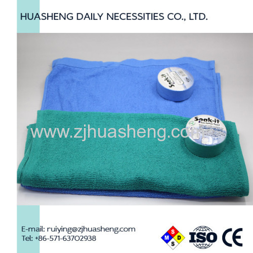 6cm DIA Magic Compressed Cotton Towels for Supermarket Promotion