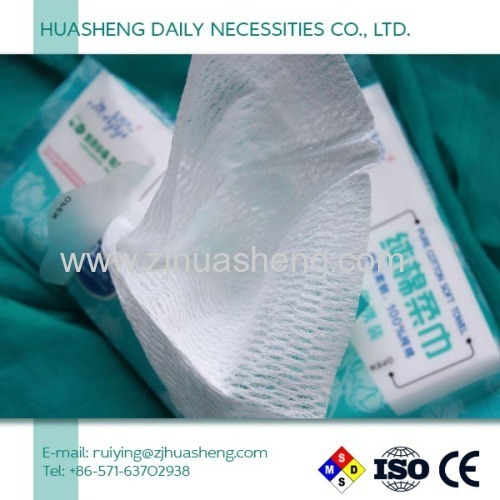 Custom Design Disposable dry baby wipes Baby Dry Wipes OEM