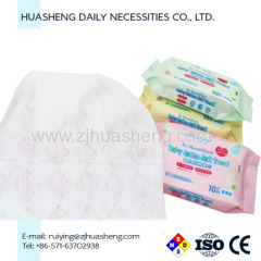 Soft Baby Dry Wipes Wet Tissues