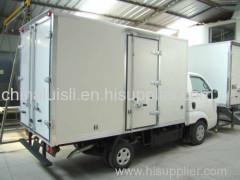 Dry truck body for all trucks