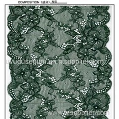 Jacquard Nylon 20 Cm Galloon Lace for lingeries (J0083)