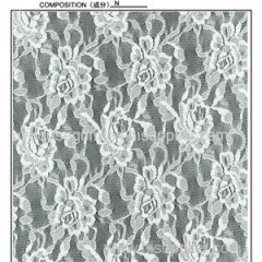 Non-stretch Nylon Lace Fabric