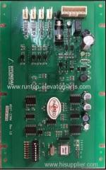Hyundai elevator parts Indicator PCB HDOT-236M for Korea Hyundai elevator