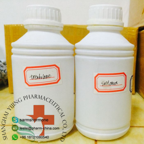 Best Quality Semi-finished Steroid Liquid Test Enanthate 250mg/ml For Injection
