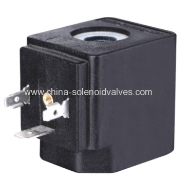 thermosetting solenoid coil for refrigerant and pneumatic
