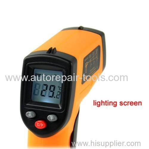 Laser Point Digital Infrared Thermometer Temperature Gun