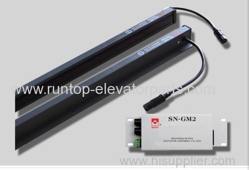 Hyundai elevator parts light curtain SN-GM2 for shanghai hyundai elevator