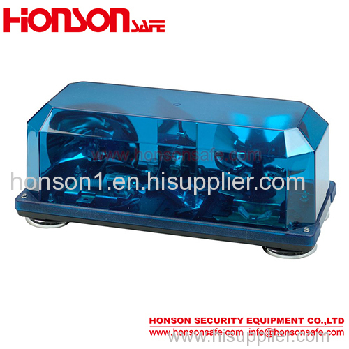 Rotator Emergency Dome Mini Rotator Light Bar Amber