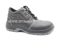 AX05042 split leather safety boots