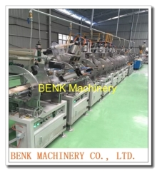 PVC imitation marble profile machine