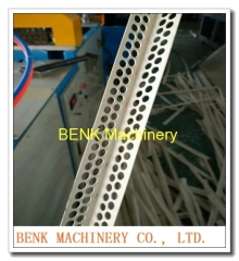 BENK machines china PVC zes holten hoek profiel making machine productie