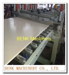 WPC PVC-frei Schaumkartonproduktionslinie