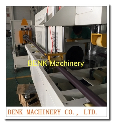 200-400mm PVC pipe belling machine