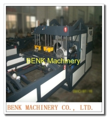 PVC pipe automatic belling machine