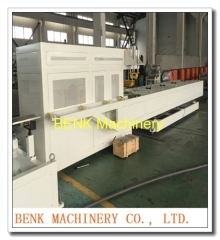 110-250mm automatic PVC pipe belling machine