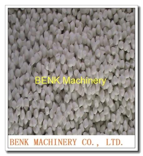 500KG PVC pellet making machine