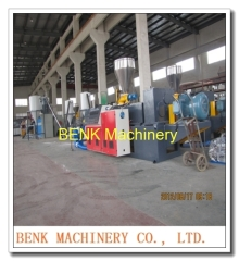 350KG PVC pelletizing machine