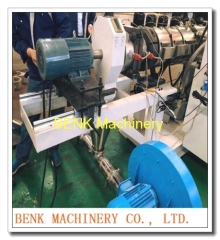200KG PVC granulating machine