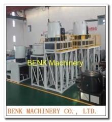BENK Machinery China industrial mixing machines manufacture