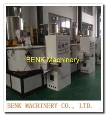ماكينات BENK الصين PVC يضاعف صنع آلة