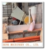 waste WPC PVC profile plastic crusher and miller