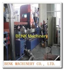 WPC pelletizing machine wpc extrusion machine
