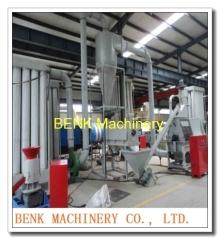 機械を作る80-120mesh木材パワー製造機のWPC