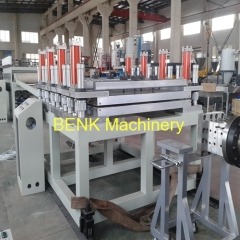 WPC PVC Crust Foam Board Extrusion Line