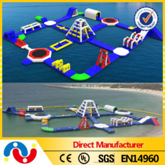 Giant Inflatable Water Toys Game Water Park Equipment