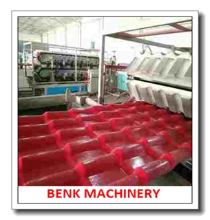 máquina de extrusión de láminas