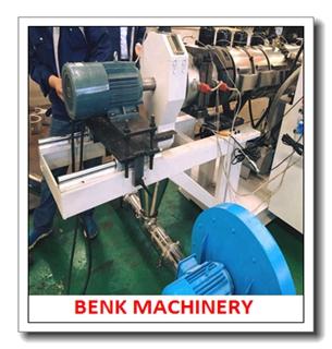 máquina de granulación PVC