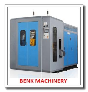 Máquina de moldeo por soplado