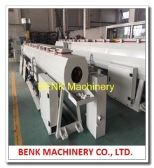 20-800mm pvc pipe production line machine with belling machine