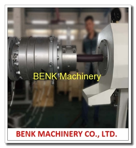 160-315mm PVC pipe extrusion machine sewer pipe making machine
