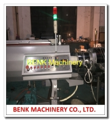 110-250mm plastic pvc pipe machine with 350KG output