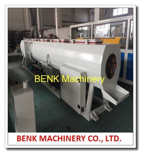 200-400mm PVC pipe extrusion machine