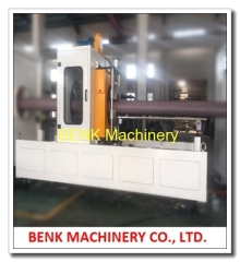 400mm PVC sewage water Pipe Extrusion Line with automatic belling machine