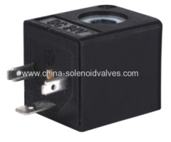 9mm solenoid coil for pneumatic steam application
