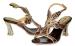 Open toe single sole women sandals
