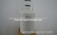 TIANCHI 2L dewar liquid nitrogen container in Poland