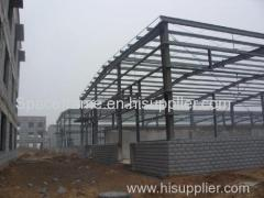 High quality light steel building factory