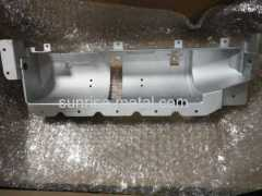 Fast tooling for Marine parts