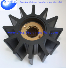 Raw Water Pump Impeller replace YANMAR 148218-42071 for Marine Engine 12AYM-WST 12AYMWST