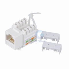 Factory price cat 6 rj45 keystone jack