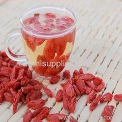 hoge kwaliteit Chinese goji bessen / wolfberry in bulk