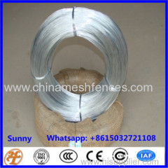 GI constrction wire Galvanized Binding Wire